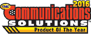 2016 CommunicationsSolutions Product of the Year Award