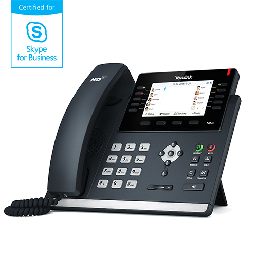 T46G-Skype for Business Edition
